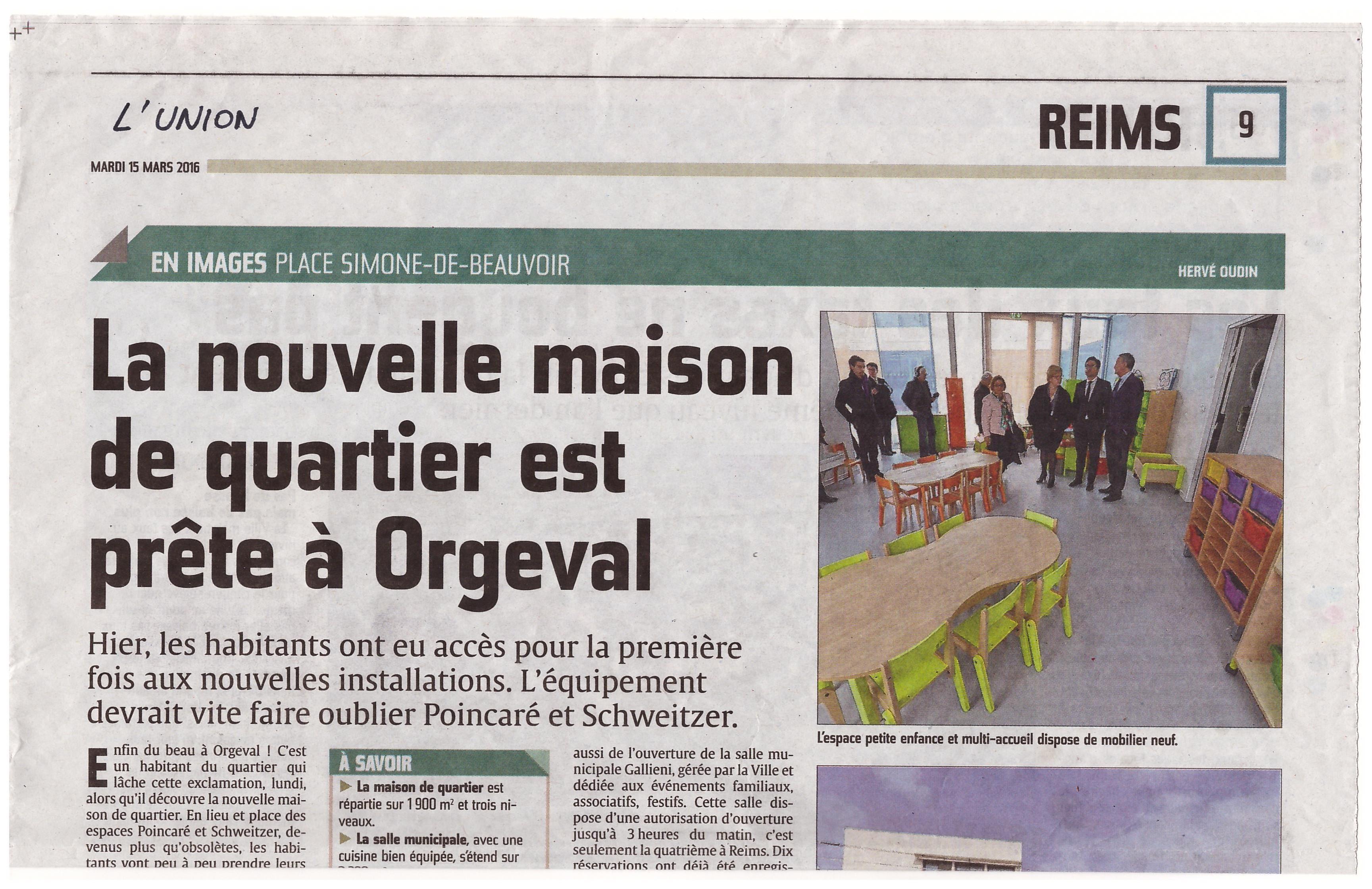 Foyer Logement Personnes Ag 195 169 Es Reims